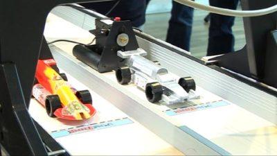 Formel1 in der Schule Deutsche Meisterschaft 2008 in der Autostadt Wolfsburg 1