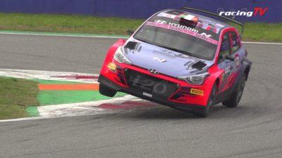 Monza Rally Show 2019 mit starken Aktionen auf und abseits der Strecke 11