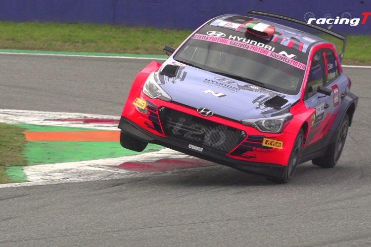 Monza Rally Show 2019 mit starken Aktionen auf und abseits der Strecke 12