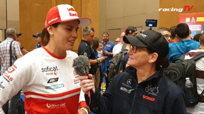 13 fache Weltmeisterin Laia Sanz zu Gast bei Ellen Lohr 8