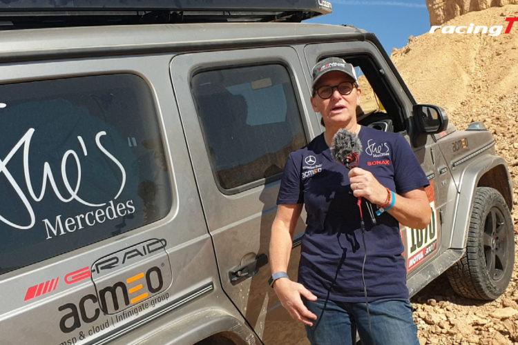 Ellen Lohr zieht ihr persönliches Resümee nach der Dakar 2020 2
