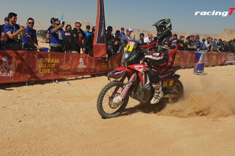 Ricky Brabec siegt vor Quintanilla und Price bei der Motorrad Dakar 2020 6