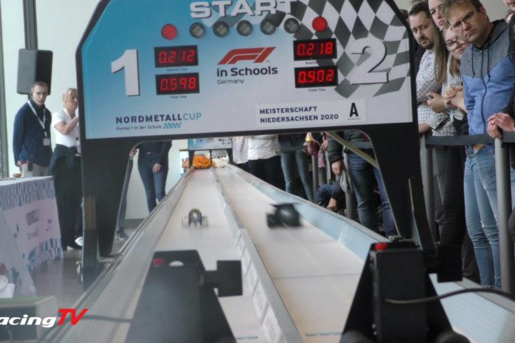 Formel 1 in der Schule Nordmetallcup 2020 Auftakt in der Autostadt 4