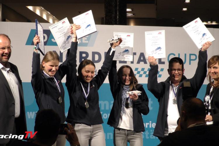 Formel 1 in der Schule Nordmetallcup 2020 Regionalmeisterschaft Niedersachsen in der Autostadt 2