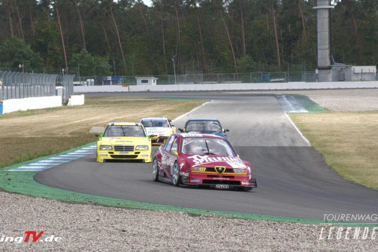 Impressionen vom Saisonauftakt der Tourenwagen Legenden in Hockenheim 2
