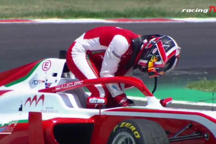 Saisonstart für die FiA Formula Regional in Misano 4
