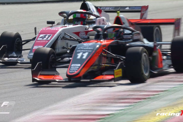 FiA Formula Regional auf dem Red Bull Ring 8