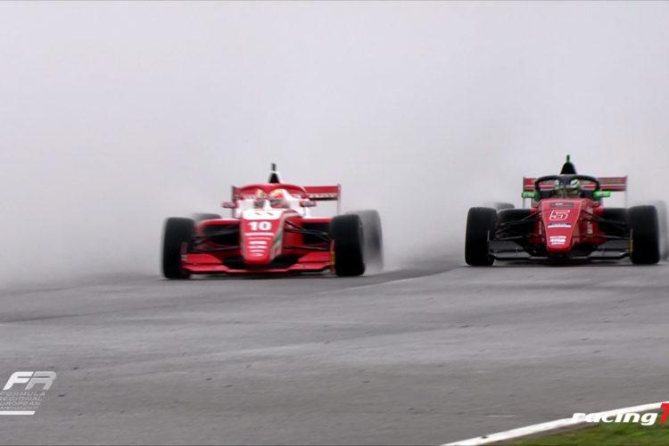 Leclerc Festspiele in der FiA Formula Regional in Mugello 10