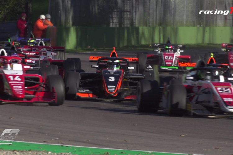 Es wird eng an der Spitze der FiA Formula Regional European Championship 8
