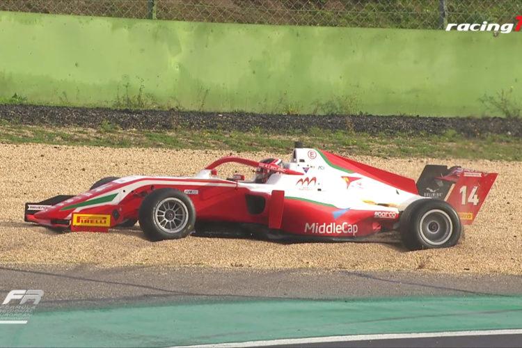 Gianluca Petecof ist Champion 2020 der FiA Formula Regional European Championship 6