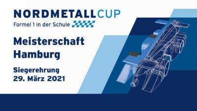 Nordmetall Cup Formel 1 in der Schule 2021 Regionalmeisterschaft Hamburg Relive 1