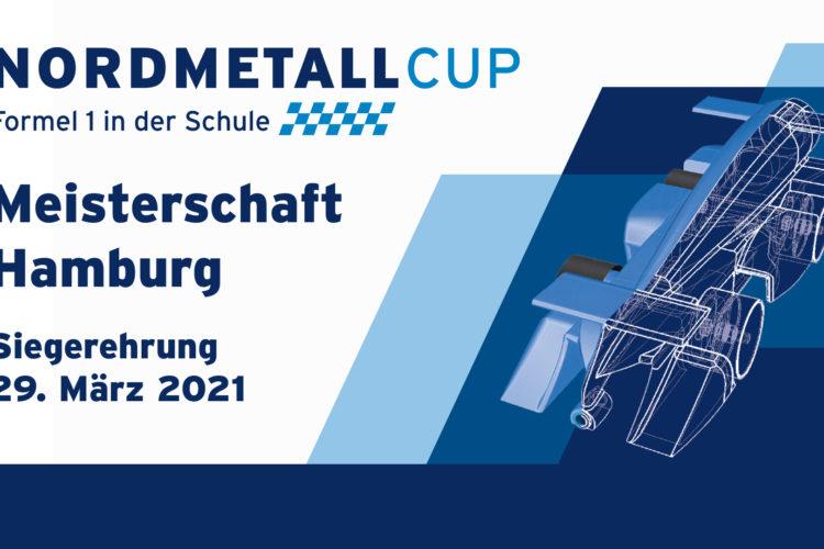 Nordmetall Cup Formel 1 in der Schule 2021 Regionalmeisterschaft Hamburg Relive 2