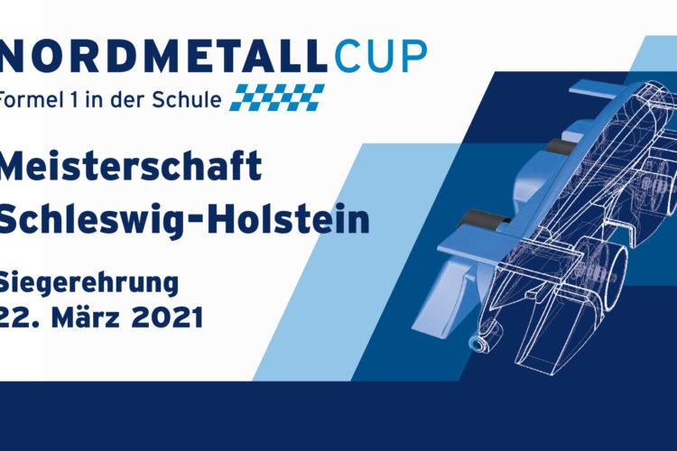 Nordmetallcup Formel 1 in der Schule 2021 Regionalmeisterschaft Schleswig Holstein 4