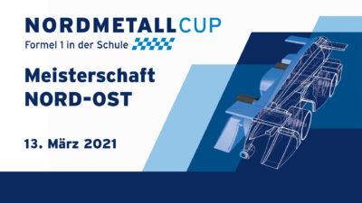 Nordmetall Cup Formel 1 in der Schule 2021 Rennen und Teamvorstellungen der Regionalmeisterschaft Nord-Ost 4