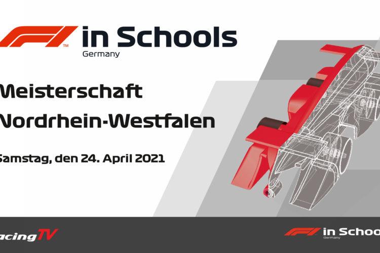 Formel 1 in der Schule Meisterschaft NRW 2021 mit allen Teams und Rennen 2
