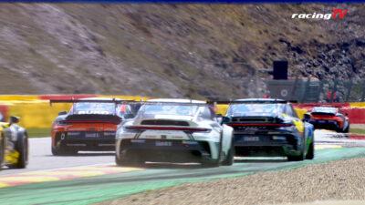 Auftakt Porsche Carrera Cup Deutschland 2021 in Spa Francorchamps 4
