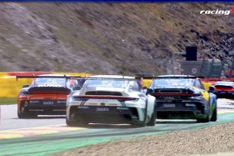 Auftakt Porsche Carrera Cup Deutschland 2021 in Spa Francorchamps 8