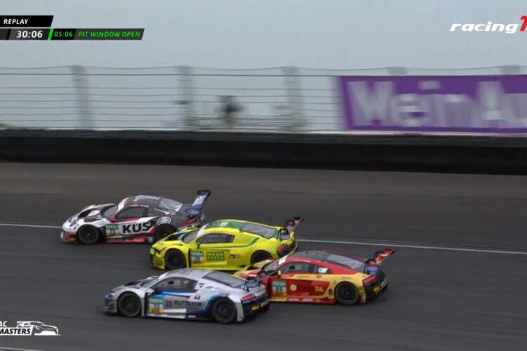 ADAC GT Masters Highlights aus Zandvoort 2021 mit ADAC GT 4 und Formel 4 4