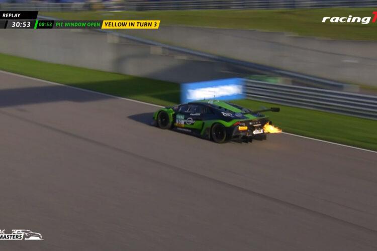 ADAC GT Masters, Formel 4, GT4 und TCR Germany Highlights vom Sachsenring 6