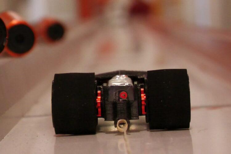 E Race Cup erweitert den Wettbewerb Formel 1 in der Schule 2