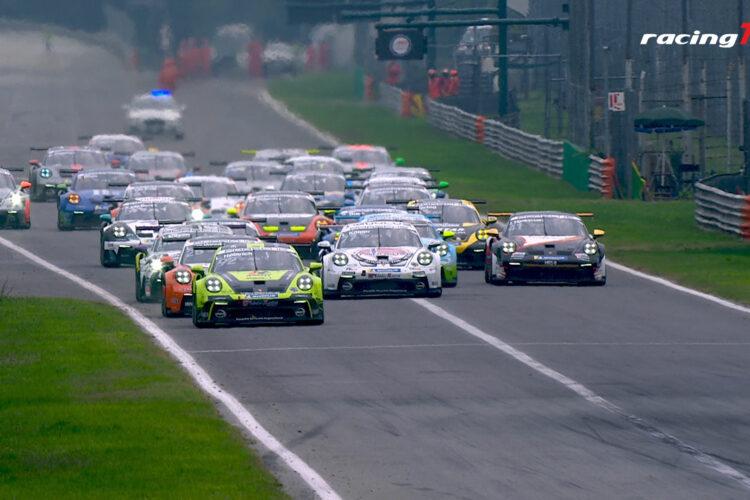 Porsche Carrera Cup Deutschland mit Rennen 11 und 12 in Monza 8